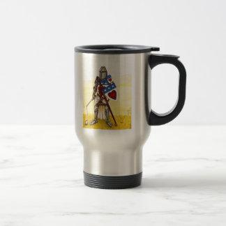 Archie, Clan Douglas, Captain Douglas Travel Mug