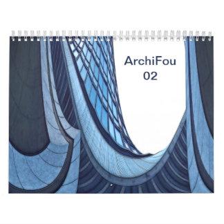 ArchiFou 02 Calendar