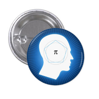 Archimedes' Approximation of Pi - Math button