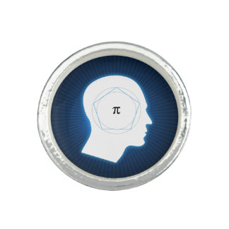 Archimedes' Approximation of Pi | Photo Ring