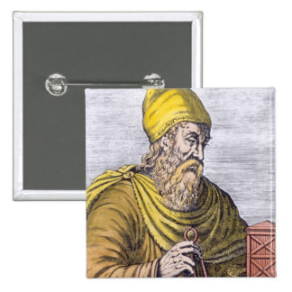 Archimedes Pinback Buttons