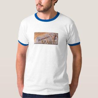 Archimedes Granite Logo T-Shirt