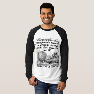 Archimedes Lever T-Shirt