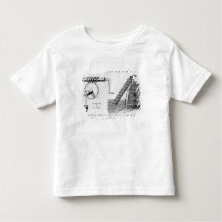 Archimedes screw tee shirt