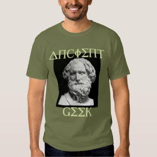 Archimedes the Original ANCIENT GEEK T Shirt