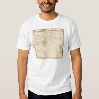 Archipel de Magellan Oceanie no 1 Tee Shirt