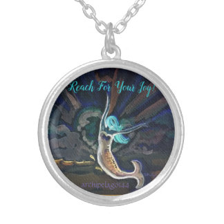 Archipelago144 Enlightened Mermaid Necklace