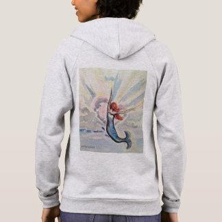Archipelago144's Sea Angel Hoodie