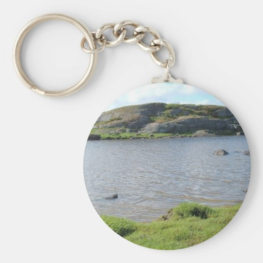 Archipelago Keychain