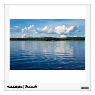 Archipelago on the Baltic Sea coast in Sweden Wall Sticker