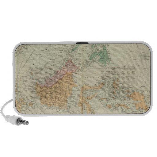 Archipiélago asiático 3 laptop altavoz