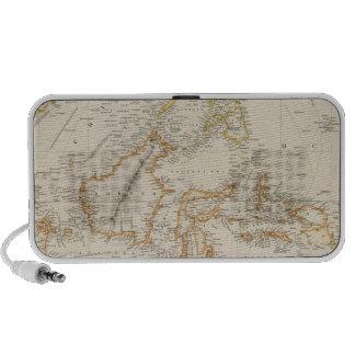 Archipiélago asiático altavoz de viaje