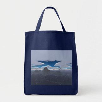 Archipiélago brumoso bolsa tela para la compra