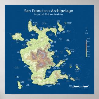 """Archipiélago de San Francisco, 200' subida 16"""" del Impresiones"""