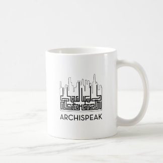 Archispeak Coffee Mug