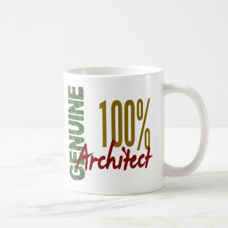 Architect 100% Genuine Coffee Mug