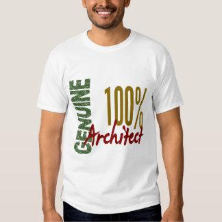 Architect 100% Genuine T Shirt