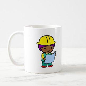 Architect Boy mug