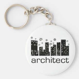 Architect Buildings Cool design! Keychain
