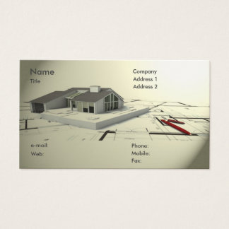 Architect Cards architecture design business cards & templates | zazzle