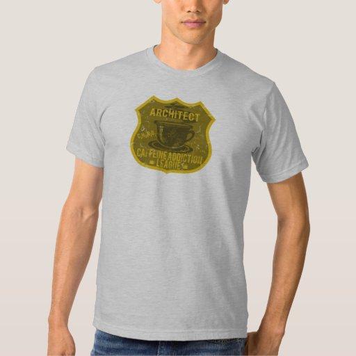 Architect Caffeine Addiction League Shirt