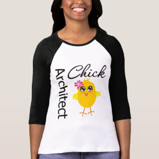 Architect Chick Tee Shirt