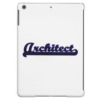 Architect Classic Job Design iPad Air Case