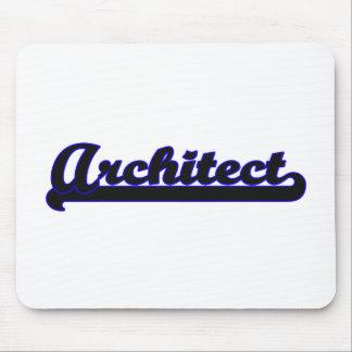 Architect Classic Job Design Mouse Pad