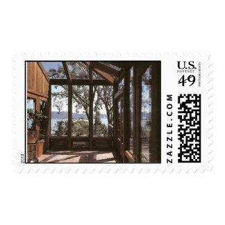 Architect Designed Solarium In Sausalito Postage Stamp
