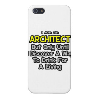 Architect .. Drink for a Living iPhone 5 Covers