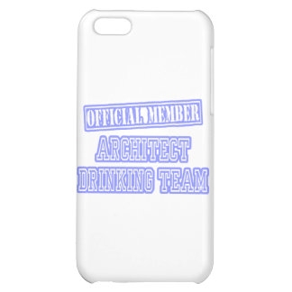 Architect Drinking Team Case For iPhone 5C