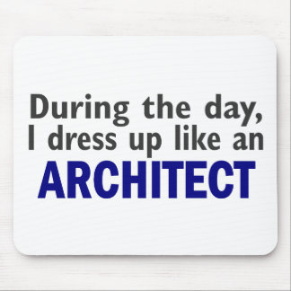 Architect During The Day Mouse Pad