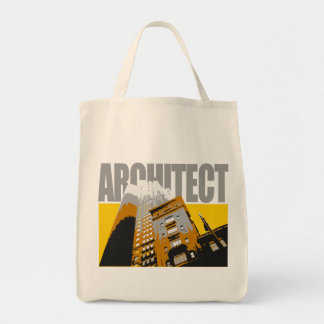 Architect Grocery Tote Bag
