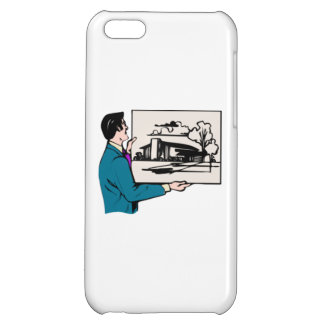 Architect iPhone 5C Covers