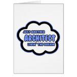 Architect .. Livin' The Dream Card