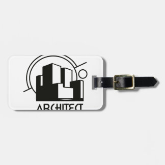 ARCHITECT TAG FOR LUGGAGE