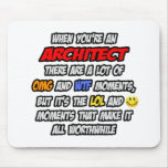 Architect .. OMG WTF LOL Mouse Pad
