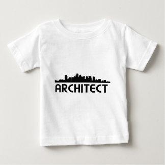 Architect Skyline design! Baby T-Shirt
