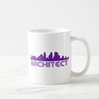 Architect Skyline design Mugs
