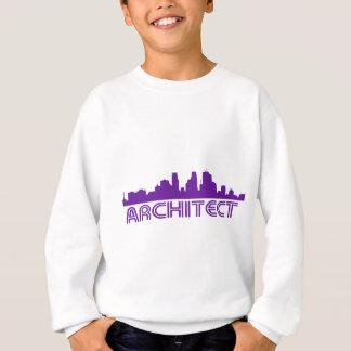 Architect Skyline design! Sweatshirt