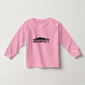Architect Skyline design! Toddler T-shirt