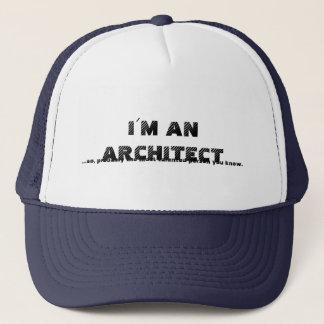 Architect Trucker Hat
