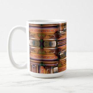 Architectonic Iterations Mug #2