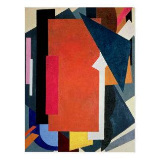 Architectonics Painterly, 1916-17 Postales