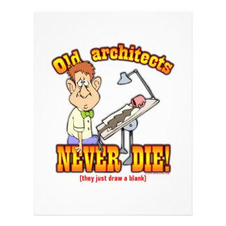 Architects Flyer