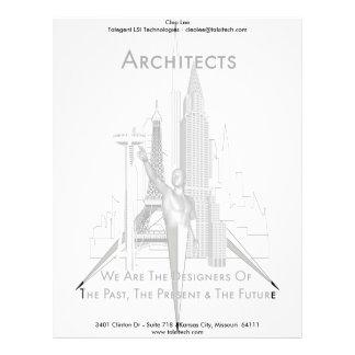 Architects Letterhead