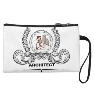 ARCHITECTS MINI CLUTCH WRISTLET