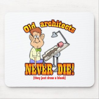 Architects Mouse Pad