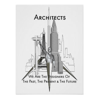 Architects Perfect Poster