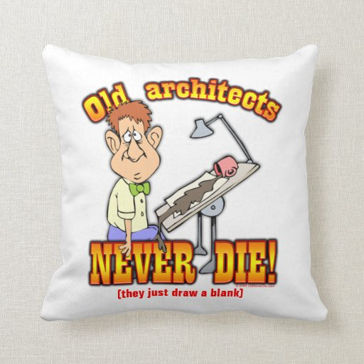 Architects Pillow